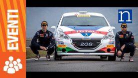 Peugeot Sport Italia CIR RALLY 2019 – 208 R2 R2B equipaggio ufficiale